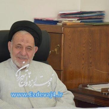 سیدجلال هاشمی کارگزار دفتر ازدواج 4 تهران